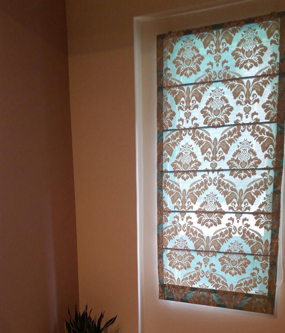 台中窗簾工廠訂做-羅馬簾