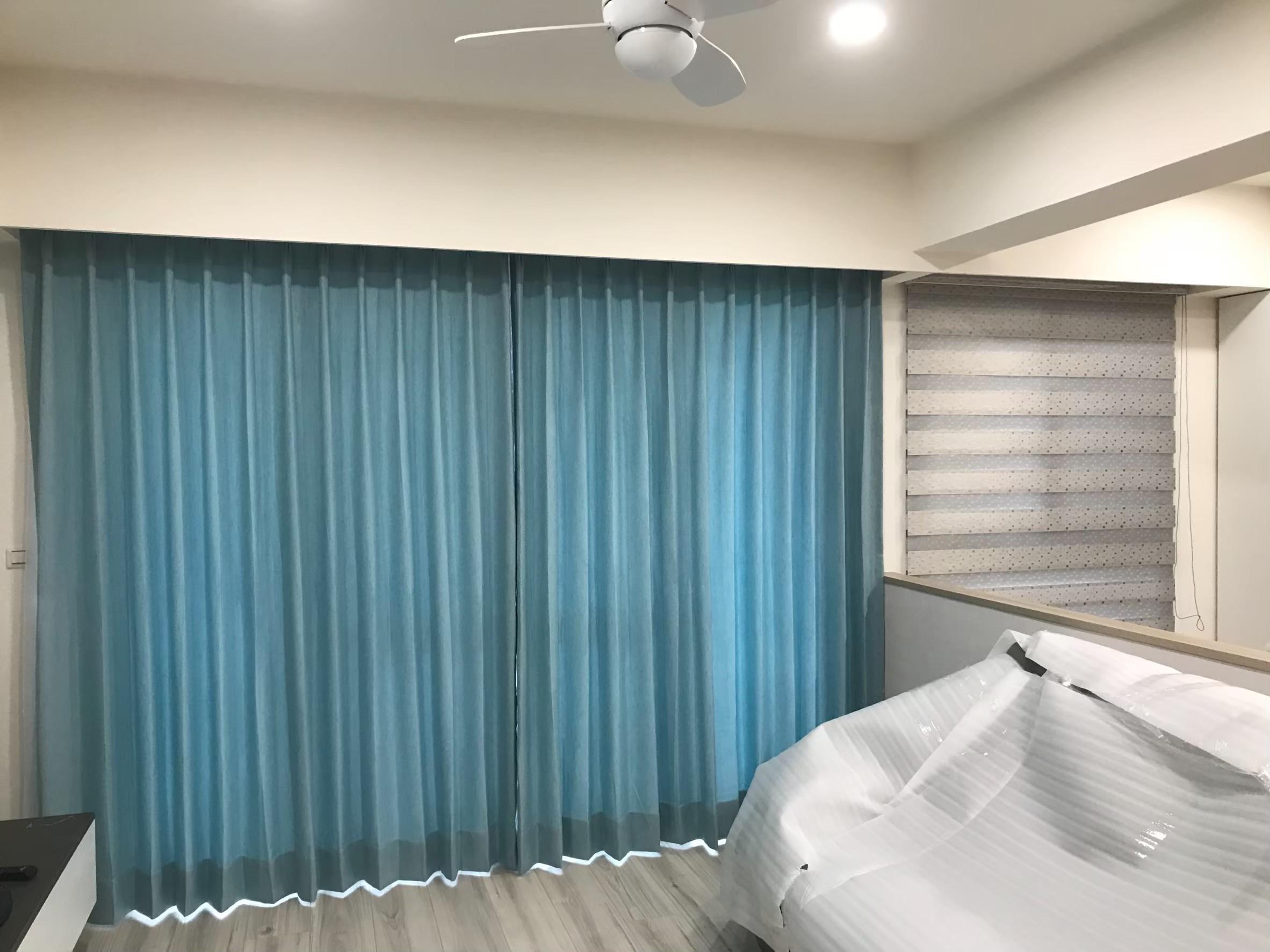 窗簾批發-折景簾